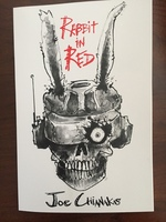 Rabbit in Red book with variant cover