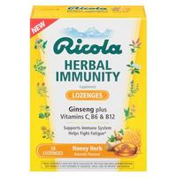 Ricola Honey Herb Lozenges