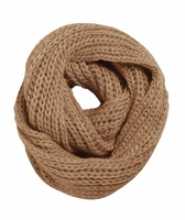 Infinity scarf by Peach Couture