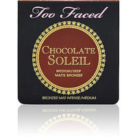 Too Faced Chocolate Soleil Matte Bronzer - Medium/Deep