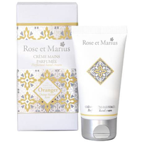 Rose et Marius hand Cream in orange blossom