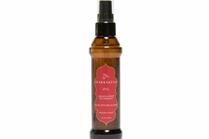 Marrakesh Argan & Hemp Hair Oil