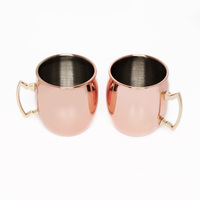 Broil & Co. Moscow Mule Mugs - set of 2