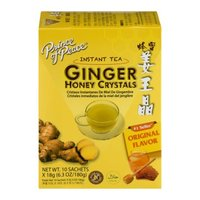 Prince of Peace Instant Tea Ginger Honey Crystals