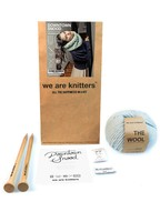 We are Knitters - Downtown Snood Kit