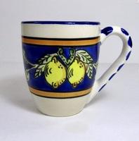 Le Souk 'Citronique' Ceramic Mug