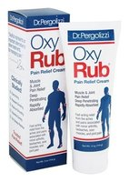OxyRub Pain Relief Cream (full size)