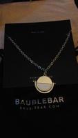 Baublebar snowfall necklace