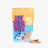 best treats ever duck & turkey strips