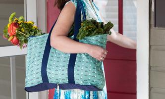 Blueavocado (Eco) Shopper