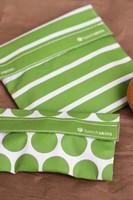 Lunchskins Reusable Storage Bag Duo