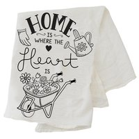North Detail Home Towel