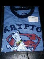 Krypto the Superdog Ringer Tee Shirt