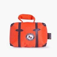 Suitcase Plush Squeaky Toy