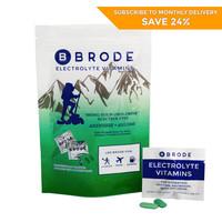 Bride Electrolyte Vitamins