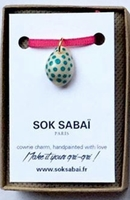 Sok Sabai Cowrie charm