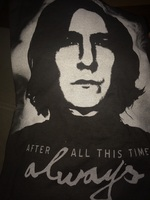 "Exclusive Snape ""Always"" Shirt, Harry Potter"