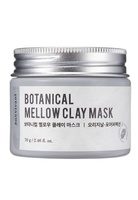 Bonvivant Botanical Mellow Clay Mask - Jeju Clay