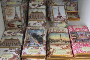 Marie Bouvro - l'amour du chocolat
