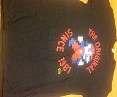 The Original Mario t shirt