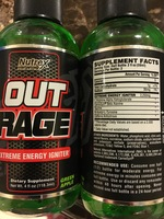 Nutrex Out Rage extreme energy igniter