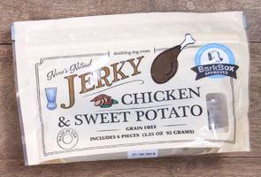 Nana's Natural Chicken Sweet Potato Jerky