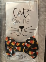 Sweet Pickles' Halloween Candy Bow Tie