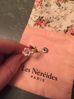 Les nereides flower ring