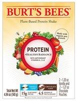 Burt's Bees Protein Shake Healthy Radiance Vanilla flavor