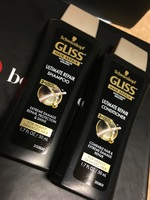 Schwarzkopf Gliss Ultimate Repair Shampoo & Conditioner