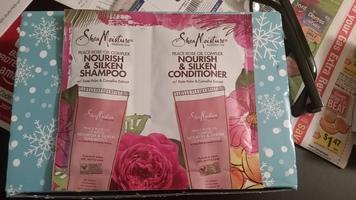 shea moisture nourish and silken