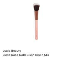 Luxie Blush Brush 514