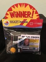 New Unopened Loot Crate The Fifth Element Leelo Dallas Multi Pass Replica