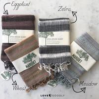 Marquet Fair Trade Open Weave Scarf