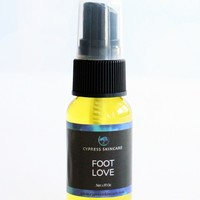 Cypress Skincare Foot Love