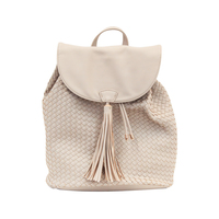 Deux Lux Bowery Backpack in Pebble