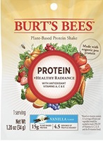 Burt's Bees Plant-Based Protein Shake Vanilla Flavored