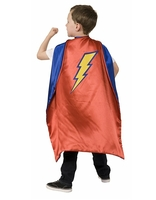Kid's superhero cape