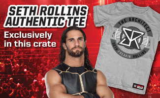 Seth Rollins Authentic Tee