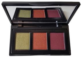 Naked Cosmetics Urban Rustic Trio Eyeshadow Palette