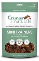 crumps naturals chicken semi moist all natural dog treats