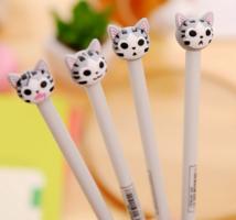 Cute Cat Gel Pen
