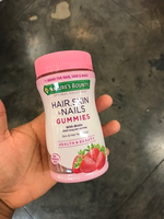 Nature's Bounty Hair Skin and Nails Vitamins (40 count)
