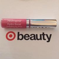 Neutrogena Hydro Boost Hydrating Lip Shine Radiant Rose