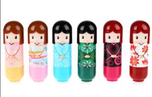Kimono Doll Lip Balm