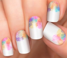 Incoco nail polish in brilliant burst