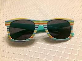 Striped Kid Sunglasses