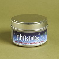 Christmas in the Great Hall candle
