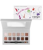 Cargo Cosmetics - Around the World Eye Shadow Palette with Brush