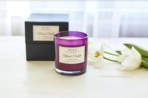 D.L & Co Candle-Black Dahlia